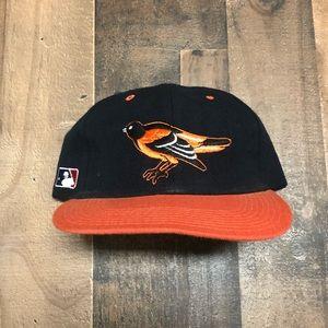 VTG Baltimore Orioles MLB Vintage Snapback Hat